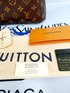 Authentic Louis Vuitton Montaigne shop