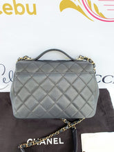Load image into Gallery viewer, Authentic Chanel Affinity flap small size pawn online