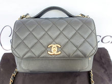 Load image into Gallery viewer, Authentic Chanel Affinity flap small size price