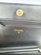 Load image into Gallery viewer, Authentic Chanel boy wallet on chain philippines