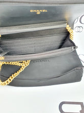 Load image into Gallery viewer, Authentic Chanel boy wallet on chain consign