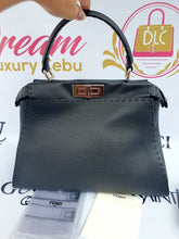 Load image into Gallery viewer, Authentic Fendi Peekaboo medium leather satchel luxonline ph