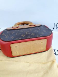 Authentic Louis Vuitton Eden pm consignment
