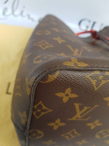 Authentic Louis Vuitton Neo neo monogram pawn