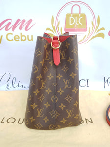 Authentic Louis Vuitton monogram