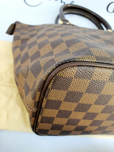 Authentic Louis Vuitton Saleya pm damier ebene canvas best price