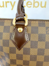 Load image into Gallery viewer, Authentic Louis Vuitton Saleya pm damier ebene canvas