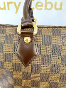 Authentic Louis Vuitton Saleya pm damier ebene canvas
