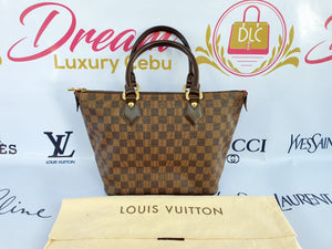 Authentic Louis Vuitton Saleya pm damier ebene canvas ebay philippines