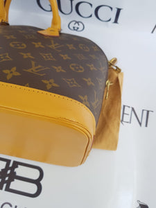 Authentic Louis Vuitton alma pm in cebu