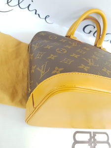 Authentic Louis Vuitton alma pm pawn online
