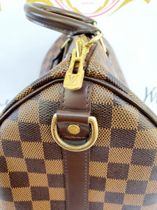 Authentic Louis Vuitton speedy bandouliere 30 pawn online