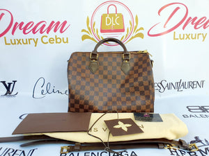 Authentic Louis Vuitton speedy bandouliere 30 price