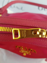 Load image into Gallery viewer, Authentic Prada Tessuto Saffiano Ibisco TO BUY