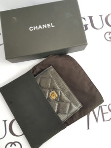 Authentic Chanel card holder philippines