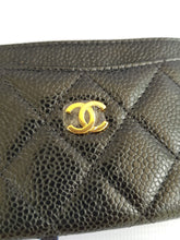 Load image into Gallery viewer, Authentic Chanel card holderv to buy