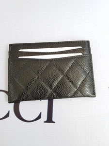 Authentic Chanel card holder own