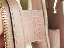 Load image into Gallery viewer, Authentic Gucci bamboo shopper tote nude pink