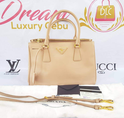 Authentic Prada Saffiano Luxe philippines