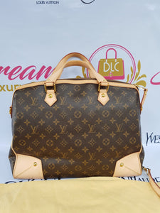 Authentic Louis Vuitton Retiro GM brand new