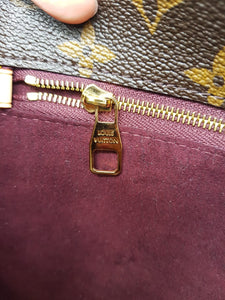 Authentic Louis Vuitton Voltaire manila