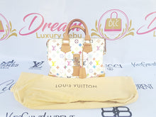 Load image into Gallery viewer, Authentic Louis Vuitton limited edition white multi color