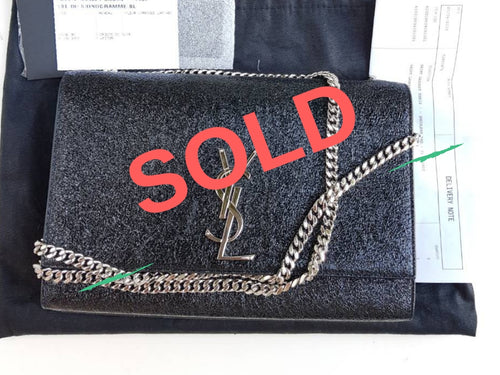 YSL Kate Monogram Medium