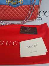 Load image into Gallery viewer, Authentic Gucci marmont camera bag limited ed braided chain supplier ph