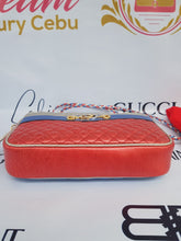 Load image into Gallery viewer, Authentic Gucci marmont camera bag limited ed braided chain price