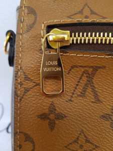 where to sell Authentic Louis Vuitton metis reverse monogram