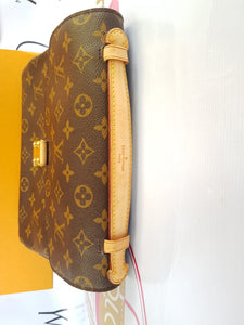 Authentic Louis Vuitton Metis in Monogram Canvas monthly payments