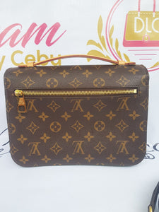 Authentic Louis Vuitton Metis monogram canvas philippines
