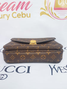 Authentic Louis Vuitton Metis monogram canvas terms and layaway