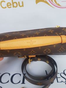 Authentic Louis Vuitton Metis monogram canvas ebay