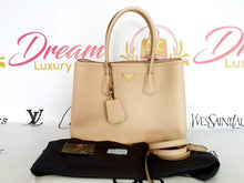 Load image into Gallery viewer, Authentic Prada saffiano cuir monthly payments