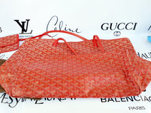 Load image into Gallery viewer, Authentic Goyard st. Louis Gm in red monthly plan