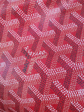 Load image into Gallery viewer, Authentic Goyard st. Louis Gm in red how much