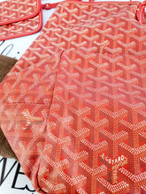 Load image into Gallery viewer, Authentic Goyard st. Louis Gm in red consign