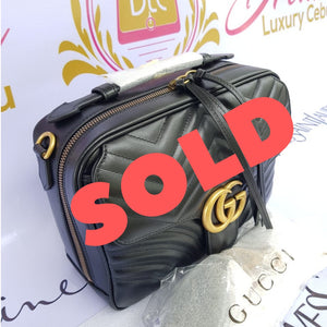 Sold Authentic Gucci Web
