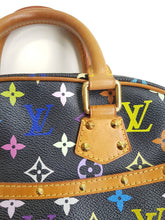 Load image into Gallery viewer, Louis Vuitton Trouville Murakami Multicolor Black