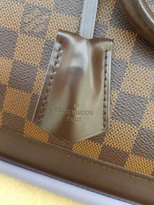 Authentic Louis Vuitton Alma pm Damier Ebene consignment