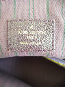 Authentic Louis Vuitton Lumineuse pm price