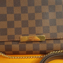 Load image into Gallery viewer, Authentic Louis Vuitton Damier Ebene Canvas price