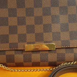Authentic Louis Vuitton Damier Ebene Canvas price