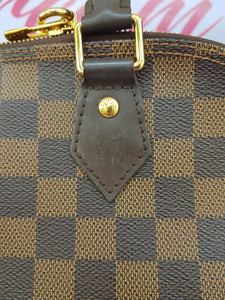 Authentic Louis Vuitton Alma pm Damier Ebene ncash