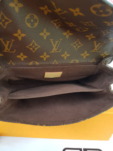 Authentic Louis Vuitton metis monogram monthly payments