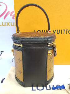 Authentic Louis Vuitton Cannes Reverse Monogram limited edition pawn online