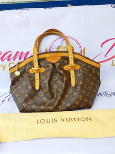 Authentic Louis Vuitton Tivoli gm monogram philippines