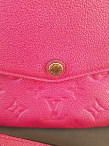 Authentic Louis Vuitton Twinset Empreinte pawn online