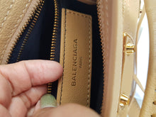 Load image into Gallery viewer, Authentic Balenciaga Mini City Edge consignment